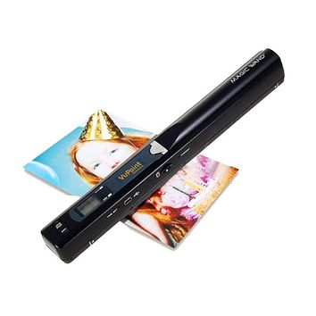 VuPoint Solutions ST4 Wireless Magic Wand Portable Scanner