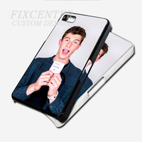 Shawn Mendes Selfie Magcon Boys case for iPhone 4 Blackcase for iPhone 4/4S/5 iPod 4/5 Galaxy S2/S3/S4/Note HTC Blackberry