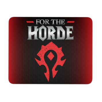 "World of Warcraft ""For the Horde"" Mouse Pad"