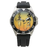 Egyptian Hieroglyphics Watch