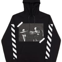 OFF-WHITE CARAVAGGIO SWEATSHIRT AUTHENTIC - A Very Based You