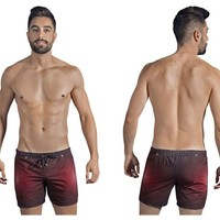 Clever 0633 Toffee Swim Trunks Color Black