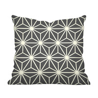 Chasing Stars Throw Pillow Cover