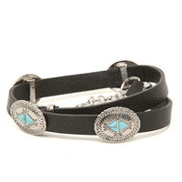 Gypsy Warrior Wrap Bracelet at PacSun.com