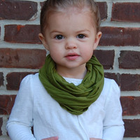 Toddler Infinity Scarf