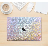 "The Colorful Confetti Glitter Sparkle Skin Kit for the 12"" Apple MacBook"