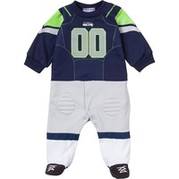 Seattle Seahawks Uniform Sleep & Play - Baby, Size: