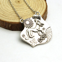 Teen Wolf Inspired Allison Argent Pendant Necklace