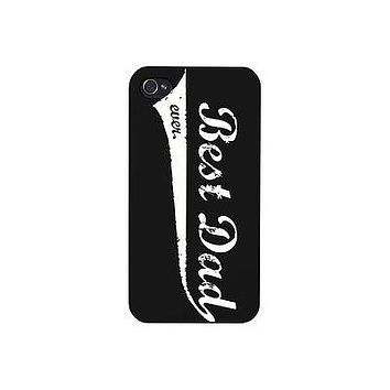 Best Dad Ever Swash Cute Phone Case Great Gift Idea for Fathers Day