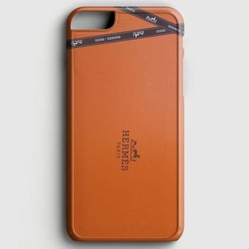 Hermes  Paris iPhone 6 Plus/6S Plus Case