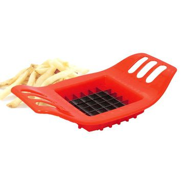 Stainless Steel Potato Press Slicer French Fry Cutters Chopper Chip Maker Fruit Vegetable Tools Kitchen Accessories