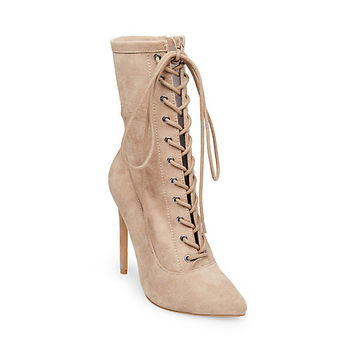 SATISFIED: STEVE MADDEN
