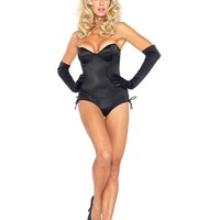 Playboy Bunny Costume - Black from ROXX at ShopRoxx.com