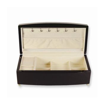 Italian Inlaid Wood Jewelry Box - Perfect Gift