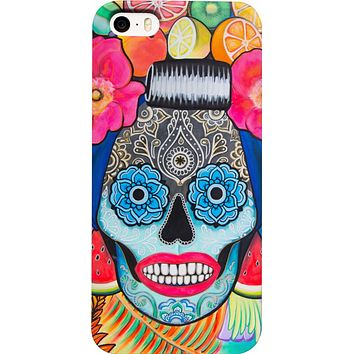 ROCA AGA Tropical Mama Cell Phone Case