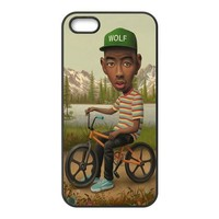 Mystic Zone Ofwgkta Odd Future OF Earl Golf Wang Case for iPhone 5 Cover Fits Case WSQ1301