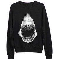 White shark Sweatshirt