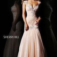 Sherri Hill 21069  Sherr Hill PROM 2013 Bravura Pageant, Prom, Bridal and Formalwear Boutique - Prom 2009 Superstore