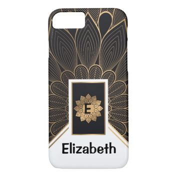 Flower Mandalas iPhone 7 Case