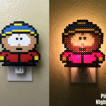 Eric Cartman | South Park Inspired | Nightlight | Wall Deco | Size - Average