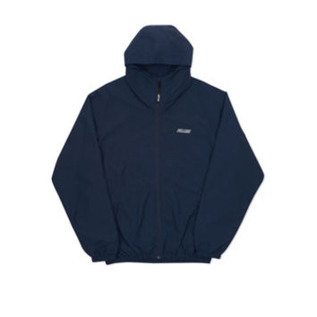 QUICK DRY SHELL TOP NAVY | Palace Skateboards USA