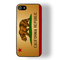 Golden State iPhone 5/5S Case