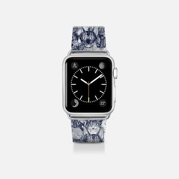 christmas cats apple watch band Apple Watch Band (38mm)  by Sharon Turner | Casetify