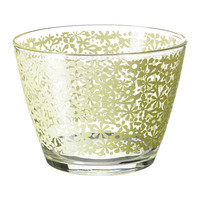 "GODTA Bowl, green - 4 "" - IKEA"