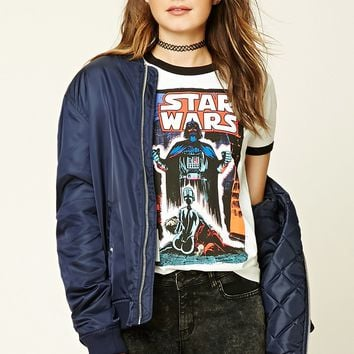 Star Wars Graphic Ringer Tee