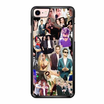 Brendon Urie Collage 1 iPhone 7 Case