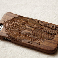 iPhone 6s case elephant design iPhone 6 iphone 5s 5c wooden case iphone 6 6s plus wooden case galaxy note5 wood case wooden s6 case