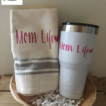 MOM Life Gift Basket