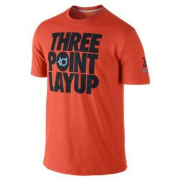 "Nike Store. KD ""Three Point Layup"" Men's Basketball T-Shirt"