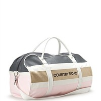 Women's Tote Bags Online - Bold Metallic Stripe Logo Tote - Country Road
