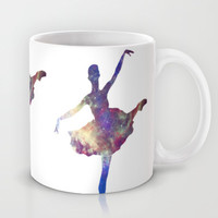 Cosmic Dance Mug by annelise h