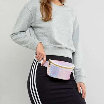 Mi-Pac Bum Bag Iridescent Bumbag at asos.com