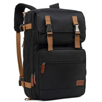 "Cool Backpack school 2018 New Coolbell Brand Messenger Backpack For Laptop 15"",15.6"",17"",17.1"",17.3"" Notebook Bag, Packsack,   Shipping 5503 AT_52_3"