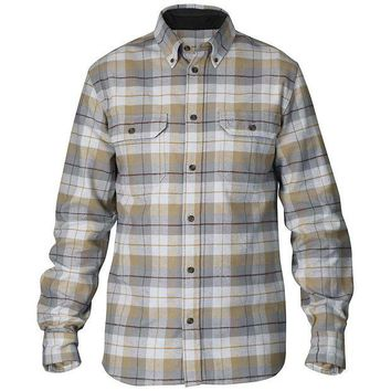 DCCKJG9 Fjallraven Sarek Heavy Flannel Shirt - Men's