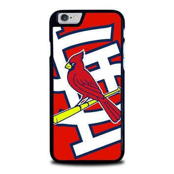 ST. LOUIS CARDINALS BASEBALL iPhone 6 / 6S Case Cover