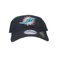 New Era Miami Dolphins NFL Shore Hat In Grey