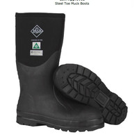 Chore Steel Toe, CSA-Approved Muck Boot - CHS-CSAA (Remaining - Men's 8 & 11)