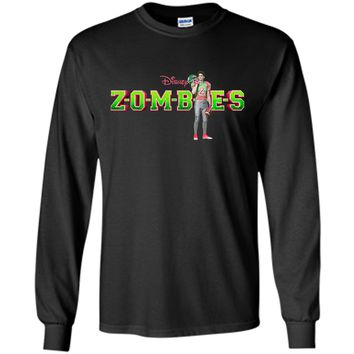 Disney Zombies Football T Shirt