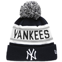 New York Yankees Biggest Fan Redux Knit Cap by New Era - MLB.com Shop