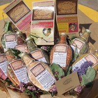 Happy Earth Day Everyone! 50% off  - Made with Love Gift Box Edible Artisan Indulgence - Mothers Day Gift Basket Organic Food Herb Spice