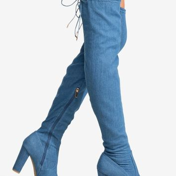Legs For Days Boot