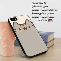 iPhone SE Case | Pusheen Funny Smile Collage Art | Samsung S7 Case #art Samsungiphonecase.com yn