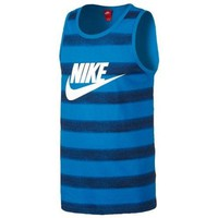 DCCK8BW Nike Men's Ace Fade Futura Logo Tank Top (X-Large)