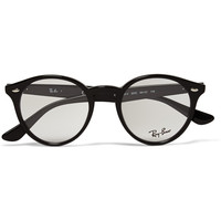 Ray-Ban - Acetate Round-Frame Sunglasses | MR PORTER