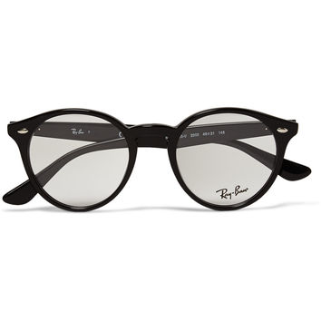 bd994f7f8fc24 Ray-Ban - Acetate Round-Frame Sunglasses from MR PORTER