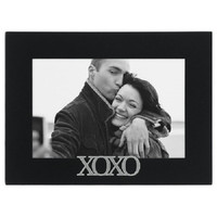 Malden Expressions Xoxo Picture Frame, Black